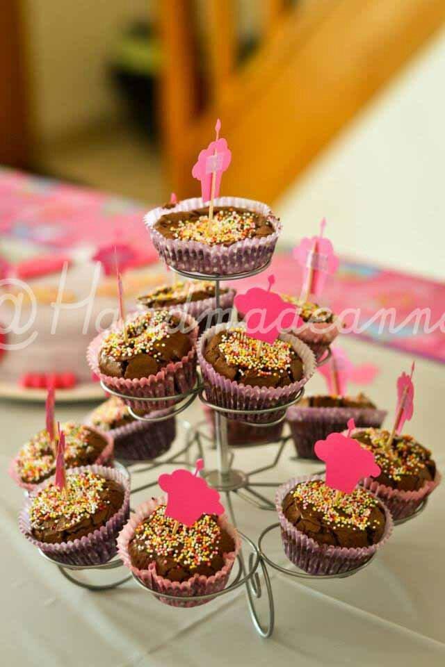 cupcake brownies par Sophie