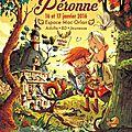 Salon du livre de péronne 2016