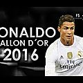 Kung-foot : ronaldo ballon d'or qu'en penses les amateurs ?