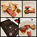 {Restaurant} Boeuf de Kobe à la Villa Lorraine* - Fermé