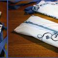 Papier versus tissu