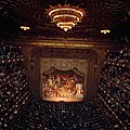 Verdi's opera Aida enthralls a packed house in New York City, July 1964