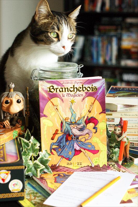 Branchebois et le chat 2