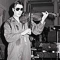 John Cale 1977 Grote Aula Leuven