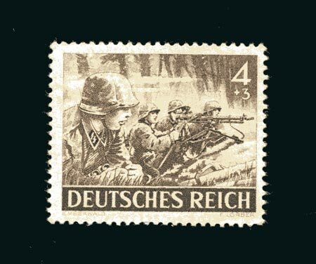 Timbres wehrmacht