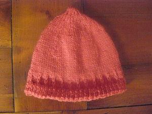 Zazadu07 - le bonnet de la fifille