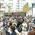 Vide-greniers à Paris