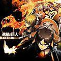 opening 1 shingeki no kiojin ( <b>attaque</b> des <b>titans</b> )