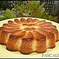 Gâteau dominical aux pommes