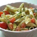 Salade de pâtes pour bloggeuses