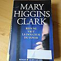 Rien ne vaut la douceur du foyer mary higgings clark