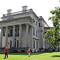 Billet 2: P'tites vacances américaines (Manoir Vanderbilt à <b>Hyde</b> <b>Park</b>) - Journée 2 (matin)