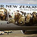 Circuit en Nouvelle Zélande autour du Seigneur des Anneaux