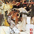 Du Sang sur <b>Rome</b>, de Steven Saylor (1991)