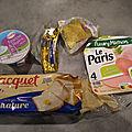 PLAT : Croque-monsieurs (sans <b>additifs</b>)