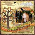 En habits d'automne