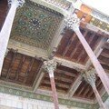 Plafond de la mosquée du vendredi