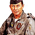 Brigadier-général Charles Elwood Yeager U.S.Army <b>Air</b> <b>Force</b>.