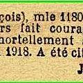 07 juin 1918