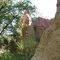1586 - Les ocres de Roussillon 22 septembre