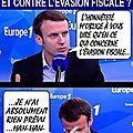 Macron résume son programme chez bourdin sur bfmtv