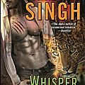 Whisper of sin ❉❉❉ nalini singh