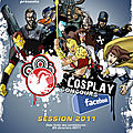 Concours Cosplay <b>Aelement</b> Facebook 2011