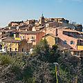 Roussillon : une palette de peinture