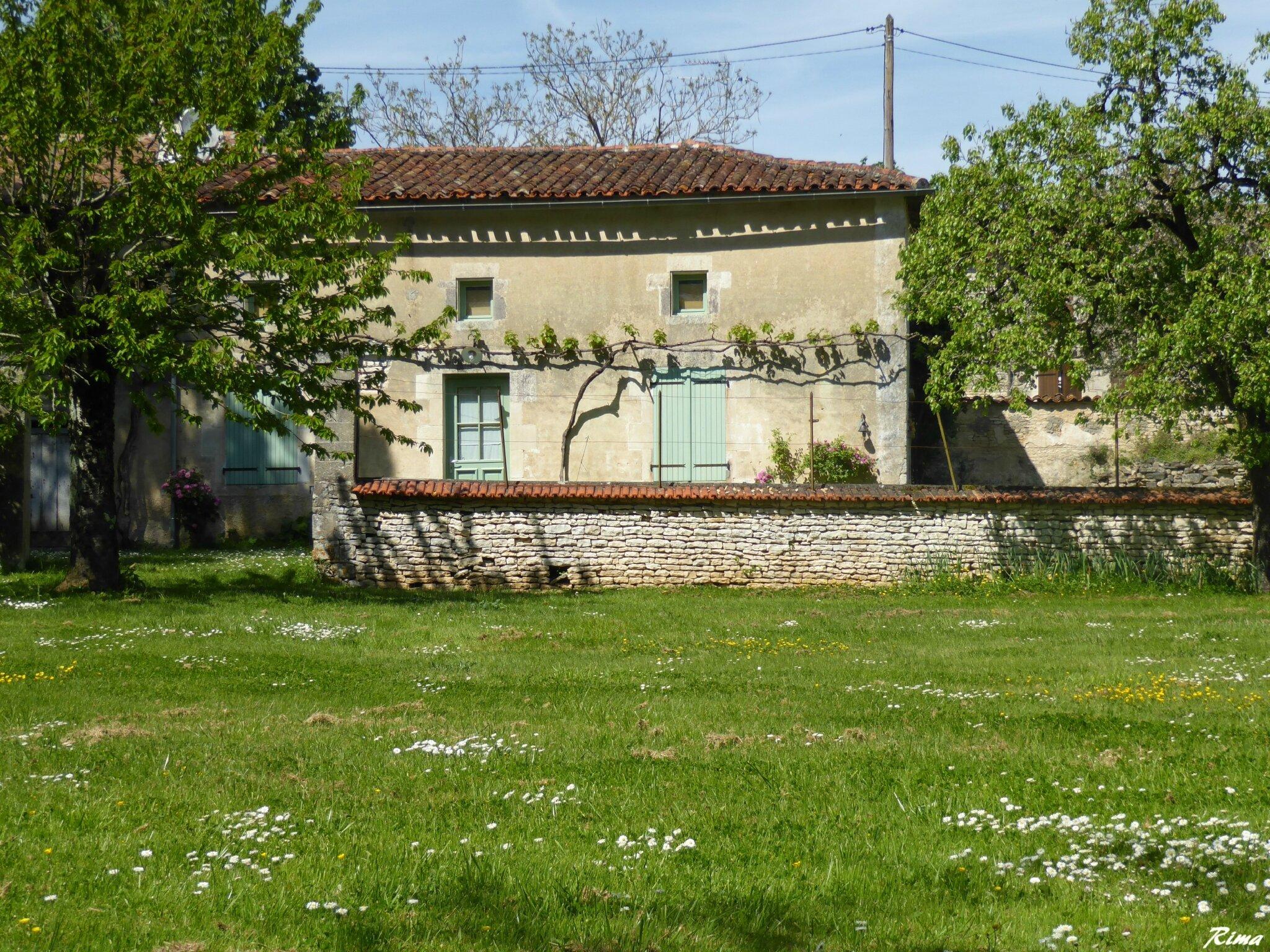 Moutonneau,Charente