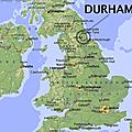 Un week-end dans le Nord Est de l'Angleterre: <b>Durham</b> (1/2)