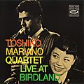 Toshiko Mariano Quartet - 1961 - Live at Birdland (Fresh Sound)