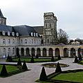 CAEN, Abbaye-aux-Dames, 3 juin 2019: nouvelle réunion de la <b>COMMISSION</b> <b>PERMANENTE</b>