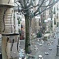 marché de noël,ballan miré décembre 2013