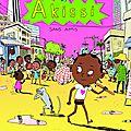 Akissi, tome 6 : sans amis, de marguerite abouet & mathieu sapin
