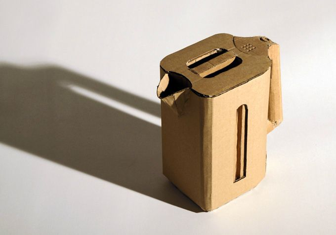 Richard sweeney-cardboard_kettle