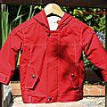 La veste d'été de gabriel