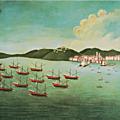 Le 15 juin 1637, les Espagnols attaquent <b>Saint</b>-<b>Tropez</b>