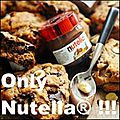 Rappel concours only nutella ...