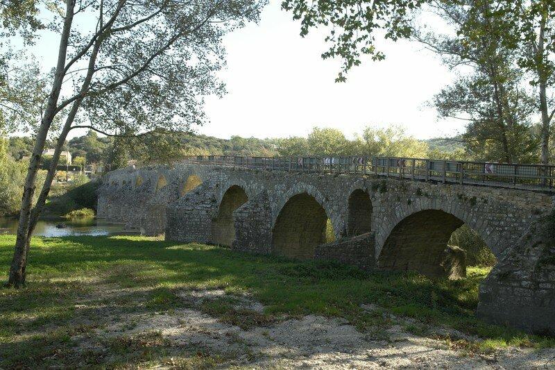 Pont à la Roque sur cèze