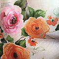 Planches d'inspirations couleurs de l'atelier cadrat.