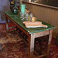Gde Table Verte