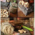 Crème de noix de cajou épicée