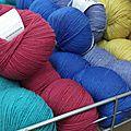 Des nouveautés au rayon <b>laine</b> !
