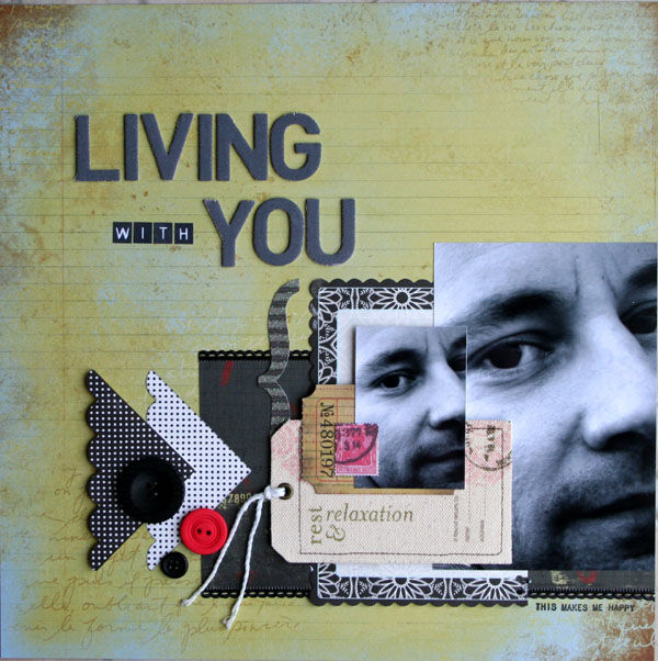 living with you