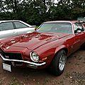 <b>Chevrolet</b> <b>Camaro</b> SS 350 coupe-1972