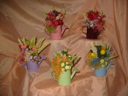 petits arroisoirs décoratifs à poser