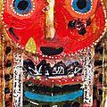 L'artiste du vendredi : huguette machado rico