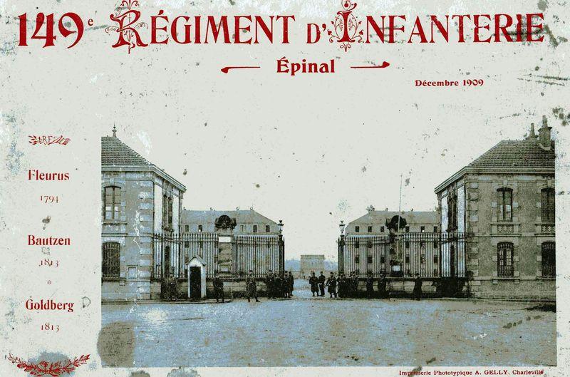 couverture année 1909