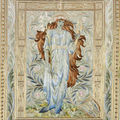 Rare Needlework Book Cover from the Book of Beauty, 1896 to Sell @ Bonhams