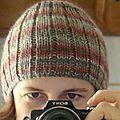 LULU Hat self portrait